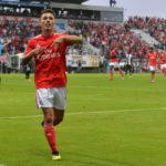 Les prochains matchs des Allemands de l'Eintracht !